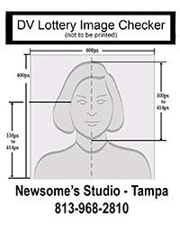 DV Lottery Photo