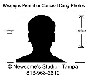 Weapons Permit Photo
