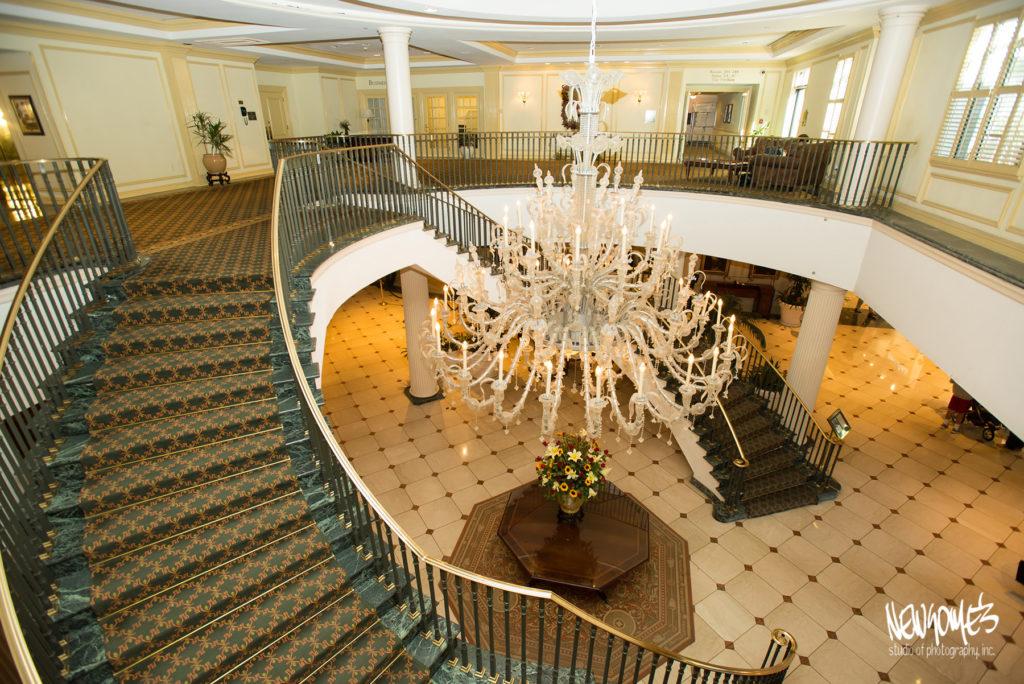 Lobby of Belmond Charleston Place